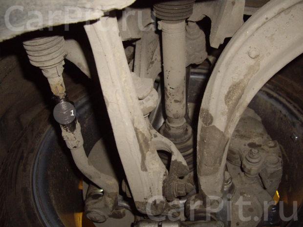 Сход-развал Audi A5 | 8.