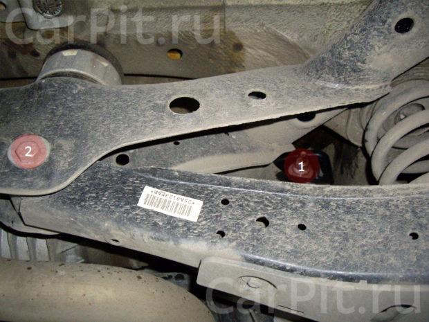 Сход-развал Volkswagen Tiguan - 4.