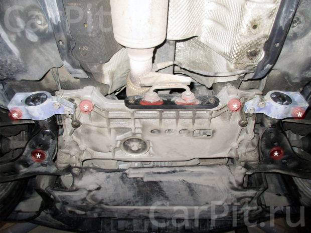 Сход-развал Volkswagen Tiguan - 5.