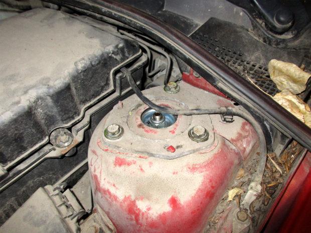 Сход-развал Mazda 3 - 6