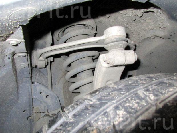 Сход-развал BMW X5 - 7