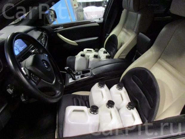 Сход-развал BMW X6 - 2
