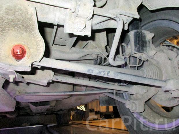 Сход-развал Renault Duster - 4