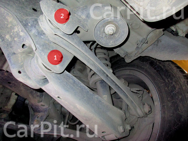 Сход-развал BMW X3 - 5