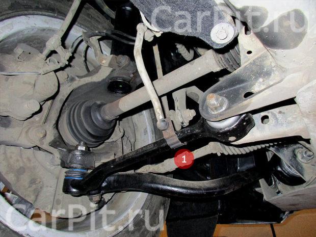 Сход-развал BMW X3 - 6