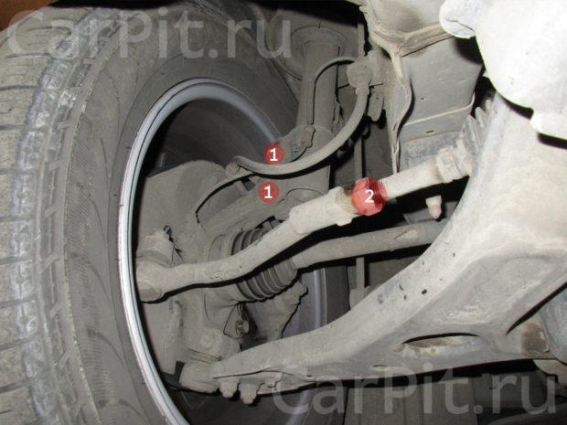 Сход-развал Hyundai Tucson - 5