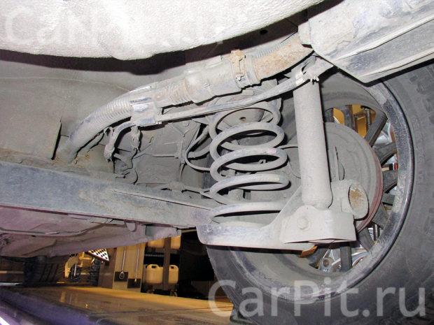 Сход-развал Chevrolet Aveo - 4