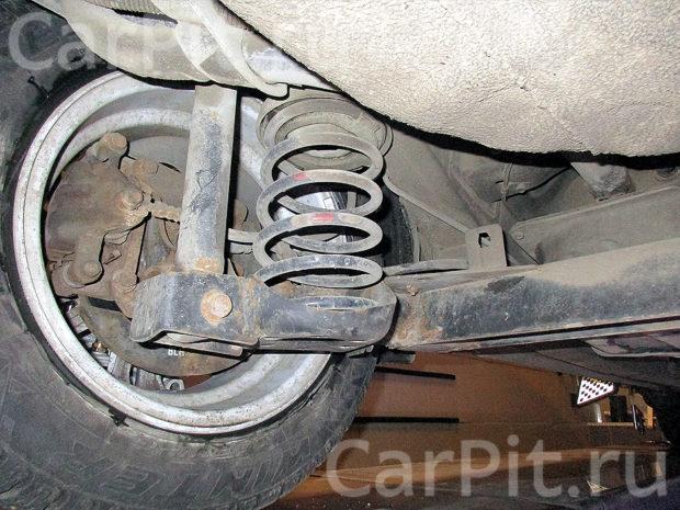 Сход-развал Hyundai Getz - 4