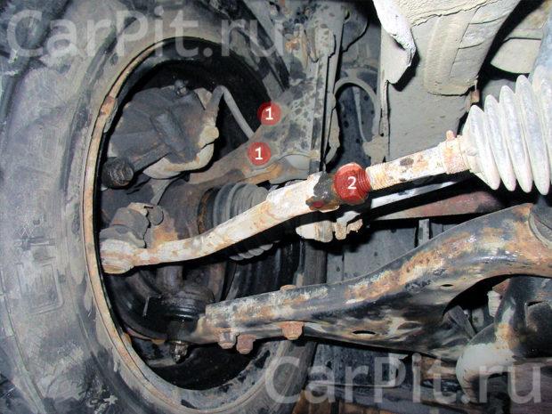 Сход-развал Hyundai i30 - 5