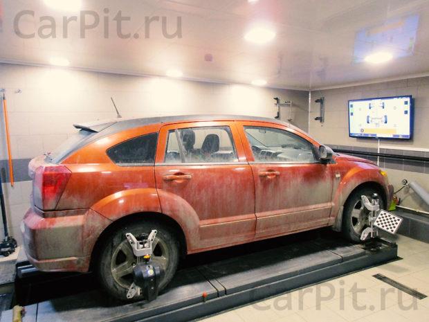Сход-развал Dodge Caliber - 1